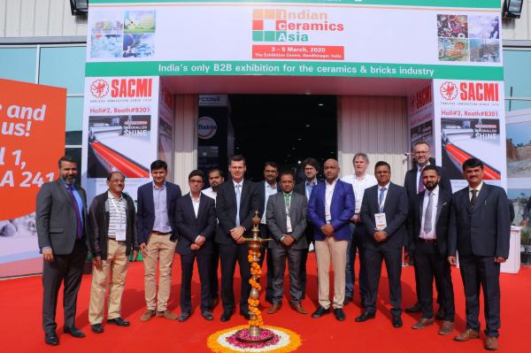 2020第15届印度国际陶瓷工业展在印度盛大开幕!